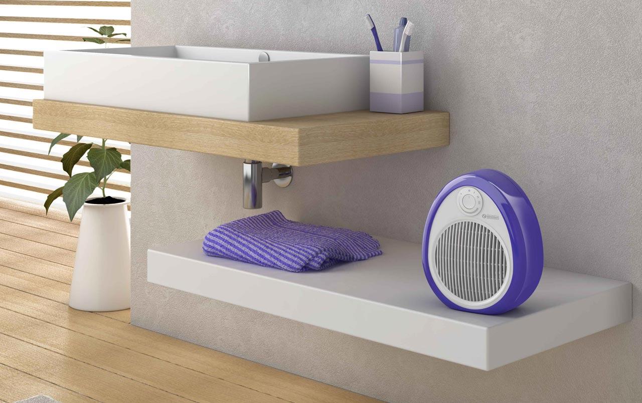 Stufetta elettrica per bagno prezzi modelli e aiuto nella scelta - Stufe elettriche a parete per bagno ...