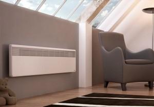 Termoconvettore elettrico silenzioso e a basso consumo for Scaldasalviette elettrico basso consumo