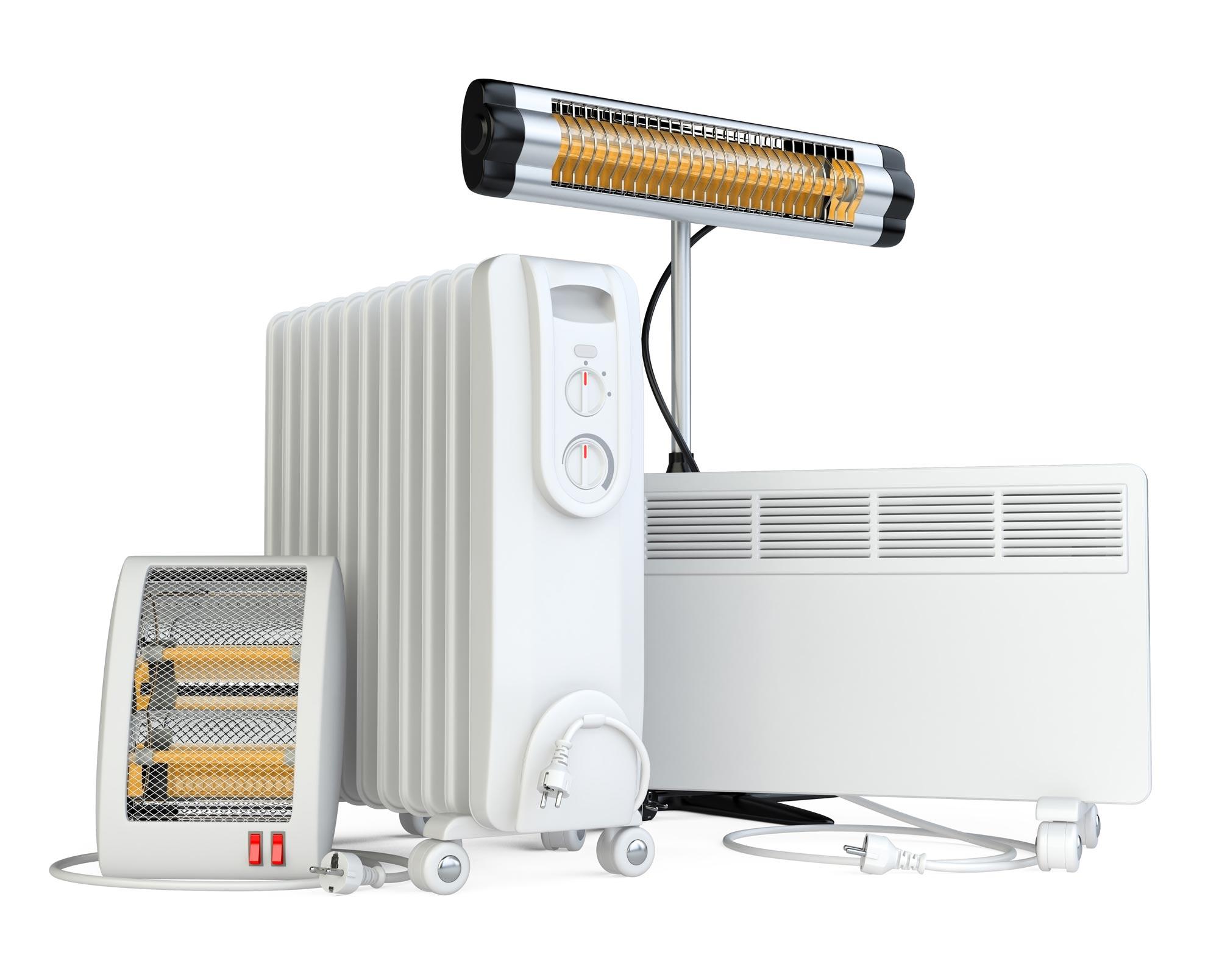 Tipologie di stufe elettriche scopriamole tutte - Stufe a olio elettriche ...