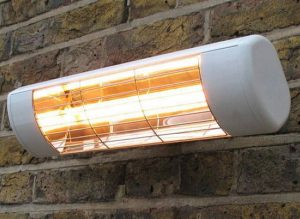 lampada riscaldante a infrarossi