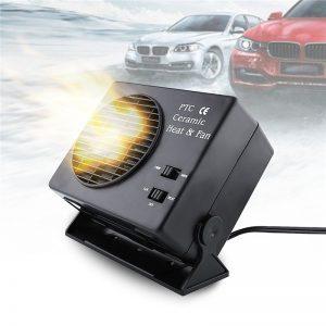 termoventilatore per auto