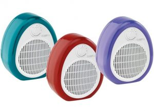 termoventilatore di design Olimpia Splendid Cromo Colors